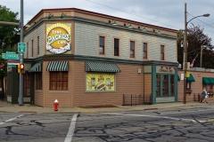 Tony Packo's hotdogs in Toledo, OH
