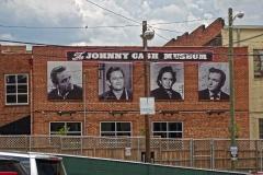 Johnny Cash museum in Nashville, TN
